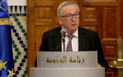 Juncker : Il n'y aura pas de camps d'accueil de clandestins en Tunisie