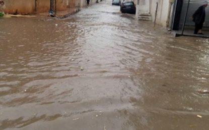Pluies à Jendouba : Dispositif anti-catastrophes naturelles enclenché
