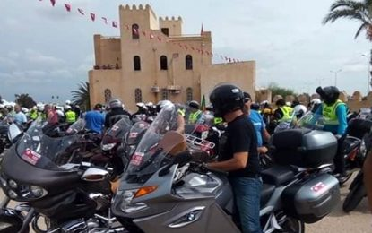 Tunisie : Rallye touristique international à Kairouan