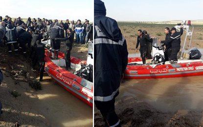 Kasserine : Emporté par les eaux le 17 octobre, le corps d'Ahmed retrouvé