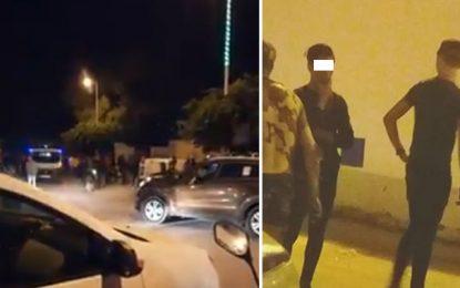 Korba: Deux jeunes mettent le feu à leurs corps au poste de police