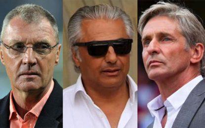 Football-Ligue 1 : Trois entraîneurs menacés de limogeage!