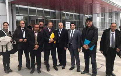 Paris : Report du procès de Lotfi Brahem contre Nicolas Beau