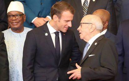 Sommet de la Francophonie : Macron rend hommage à la Tunisie
