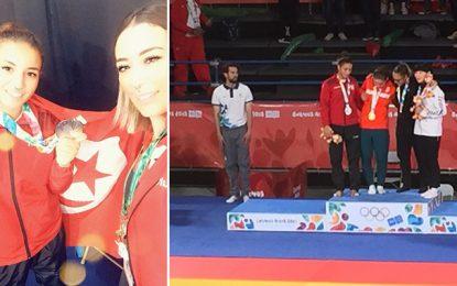 JOJ en Argentine : Mariem Khelifi décroche une 2e médaille tunisienne
