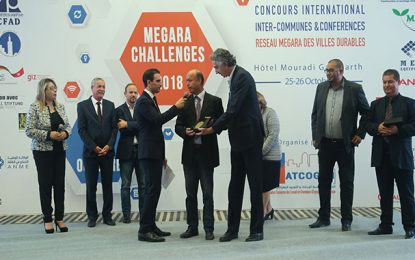 Megara Challenge 2018 : Djerba Midoun remporte le 1er prix