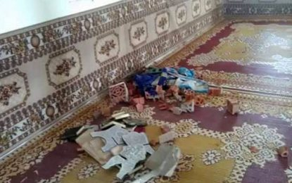 Mosquée saccagée à Gafsa : Le suspect aurait des troubles psychiques
