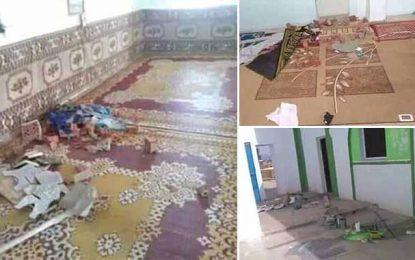 Gafsa : Des inconnus saccagent une mosquée à Redeyef
