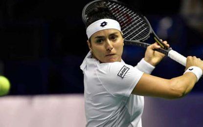 Tournoi de Melbourne : Ons Jabeur se qualifie aux 1/8e de finale du simple dames