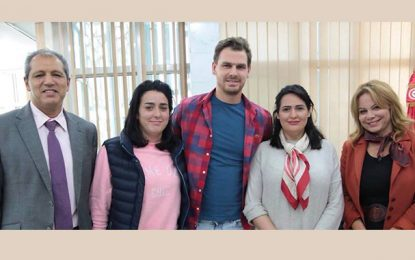 Ons Jabeur garde son préparateur physique (et mari) Karim Kammoun