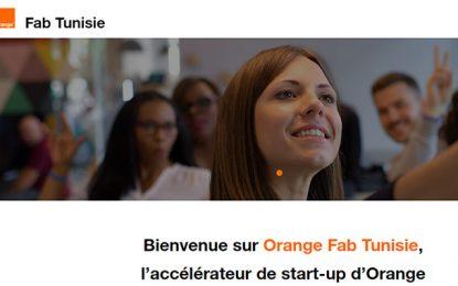 Appel à projets d'Orange Fab Tunisie : Start-up, accélérez votre croissance !