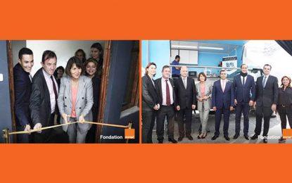 Fondation Orange renforce son programme de numérique solidaire en Tunisie