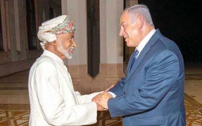 Le roi Qabous redistribue les cartes au Moyen-Orient