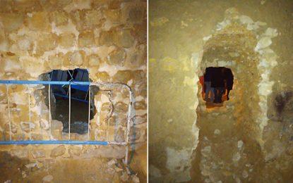 Patrimoine : Des habitants font des trous dans le mur du Ribat de Monastir !