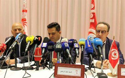 Tunisie : Nouvelle composition de la direction de Nidaa Tounes