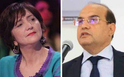 Samia Abbou dénonce la corruption, mais fréquente les corrompus