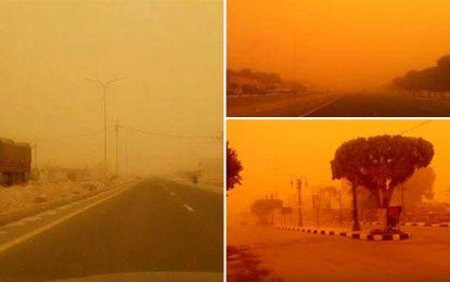 Kerkennah : Perturbation des traversées du Loud à cause de la météo