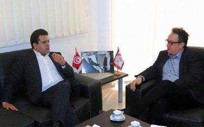 Slim Riahi – Hafedh Caïd Essebsi : Une alliance cousue de fil blanc