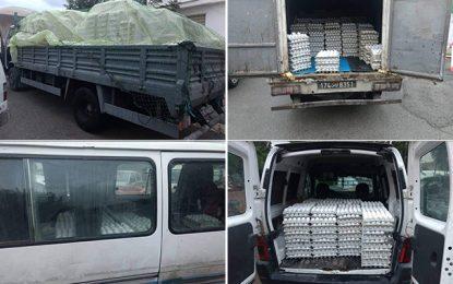 Lutte contre la spéculation : Saisie de 96.600 œufs à El-Mourouj