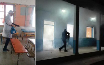 Deux cas d'hépatite A chez les élèves : Stérilisation de l'école de Raoued