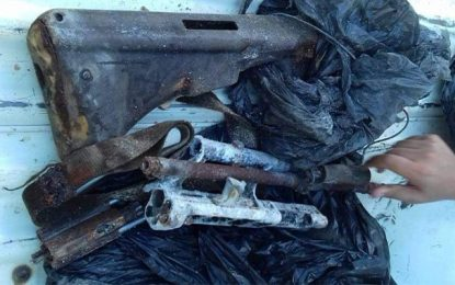 Sidi Bouzid : Un agent de sécurité cache l'arme Steyr de son neveu terroriste