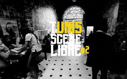 Programme de la 2e édition du festival ''Tunis Scène Libre''