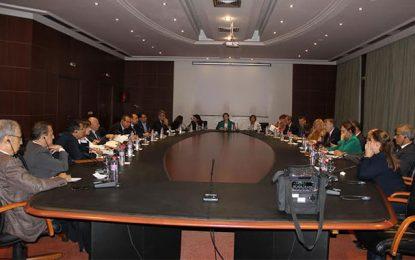 Utica : L'Aleca au menu d'une réunion avec des parlementaires européens
