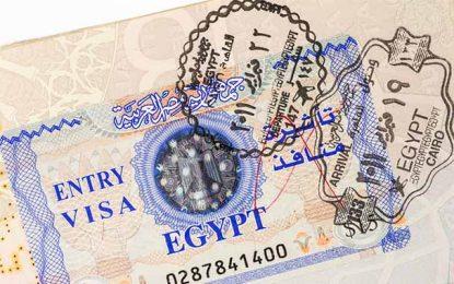 L'Egypte dément le durcissement des conditions de visa aux Tunisiens