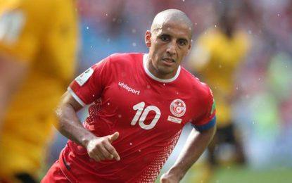 CAN 2019 : Pour Wahbi Khazri, l'objectif de la Tunisie est la demi-finale