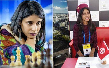 Olympiade d'échec : Wissal Hilali nommée Woman candidate master
