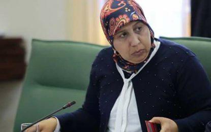 Yamina Zoghlami veut faire abroger la procédure de la Fiche S17