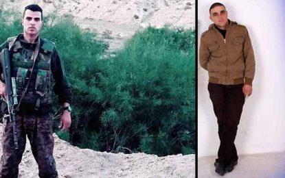Jebel Chaambi : Identité des 2 soldats tués dans l'explosion d'une mine