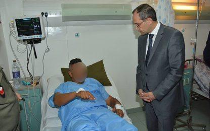Attaque kamikaze Tunis : Sept blessés ont quitté aujourd'hui l'hôpital