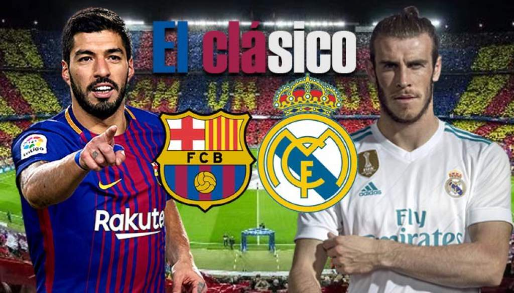 du FC  Barcelone-Real streaming Live : Classico Madrid