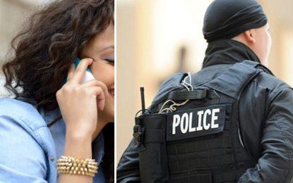 Jemmal : Ivre, elle appelle la police et prétend porter une ceinture explosive
