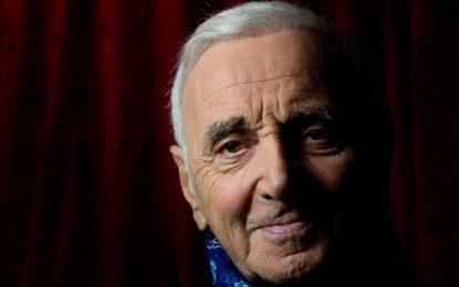 Décès de Charles Aznavour, l'icône de la chanson française
