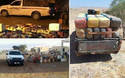 Tunisie : Le carburant de contrebande représente 30% du marché