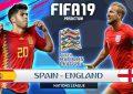 Espagne-Angleterre en live streaming : Ligue Des Nations