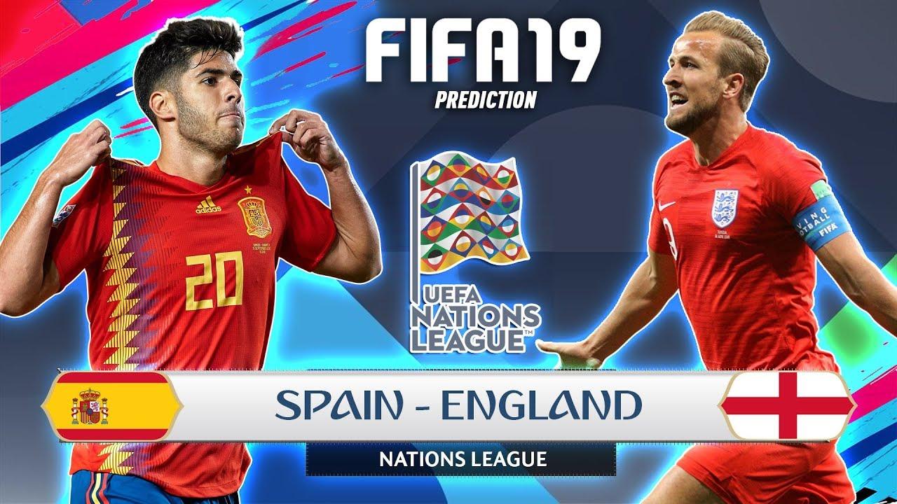 Espagne Angleterre En Live Streaming Ligue Des Nations Kapitalis