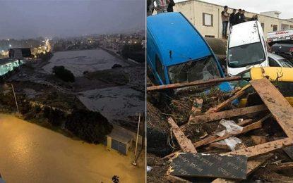 Inondations : Les gouvernorats concernés par la suspension des cours