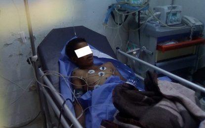 Explosion d'une mine à Mghila : Un enfant amputé d'une jambe