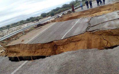 Tunisie : Point météo et liste des routes bloquées par les eaux