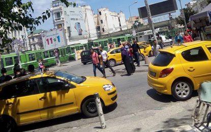 Tunisie : La grève des taxis maintenue pour le 5 novembre 2018