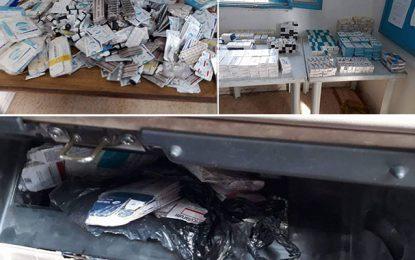 Trafic de médicaments : Un  Libyen et un Tunisien arrêtés à Ras Jedir