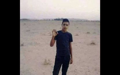 Sbeitla : Abdenadher aurait été accidentellement tué par ses amis