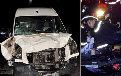 Ben Arous : Décès de 2 supporteurs de l'Espérance fauchés par un véhicule