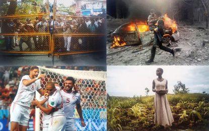«Une année en images» : Rétrospective photographique par l'AFP