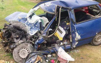 Kairouan : Décès d'un dirigeant syndicaliste dans un accident de la route