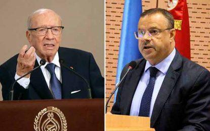 Remaniement-Samir Taïeb : Caïd Essebsi a le droit d'exprimer sa colère