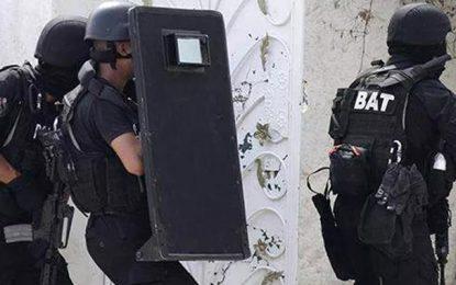 Sidi Bouzid : Descentes de police et saisie de produits explosifs
